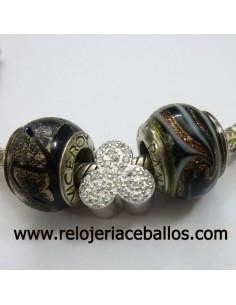Abalorio Triskel con circonitas 166-0016