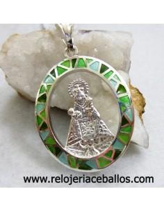 Medalla de Covadonga plata R627