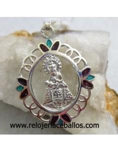Covadonga virgen de plata ref VR764A