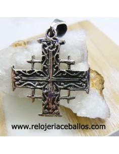 Cruz Hebrea de plata 102-158