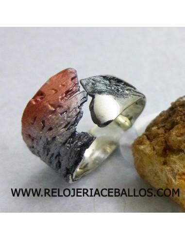 Anillo Orfega de plata 11326701-79