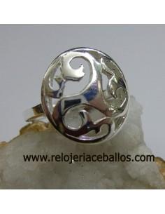 Triskel anillo celta ref 146-08