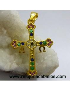 Cruz de la Victoria  de plata  1008C