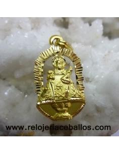 Virgen de Covadonga medalla ref CAP