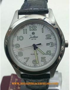 Reloj de caballero justina...