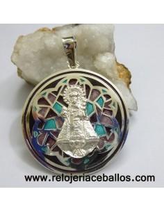 Medalla Virgen de Covadonga ref R634M