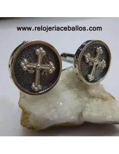 Gemelos Asturianos Plata ref R651B