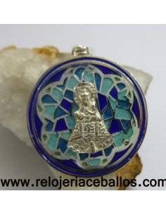 Medalla Virgen de Covadonga R633
