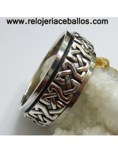 Anillo anti stress celta 144-0004