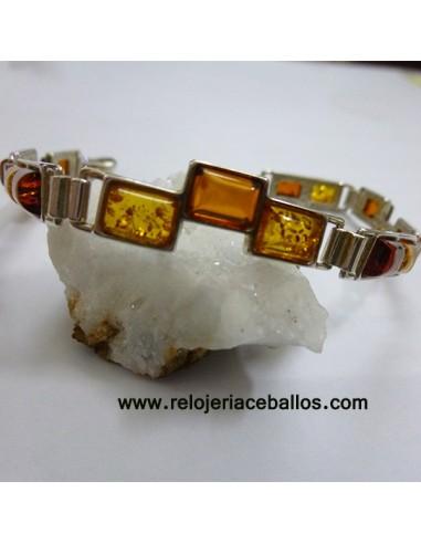 Ámbar pulsera  AMB25