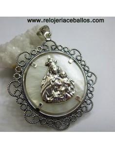 Virgen del Carmen medalla  6472