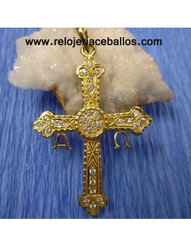 Cruz de la Victoria de plata  chapada 6023
