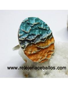 Sortija Orfega Colección Sea 113293-11