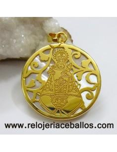 Medalla  Virgen de Covadonga 23H52MY