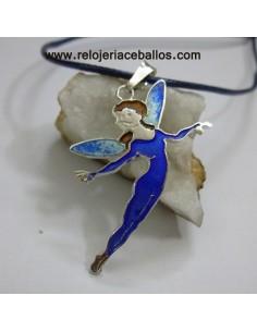 Hada colgante de plata RH140808A