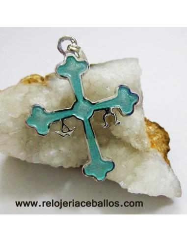 Cruz de la Victoria esmaltada RA064