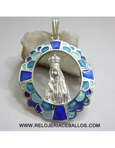 Virgen de Fátima medalla NSFA