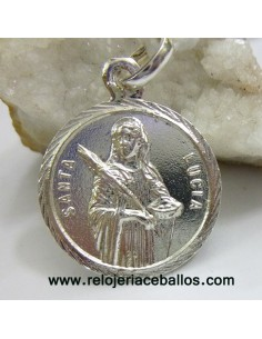 Medalla de Santa Lucía  SLUCIA