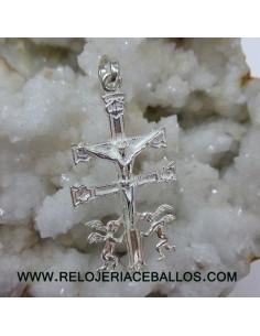 Cruz de Caravaca fuerte CR55