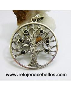 Árbol de la vida en plata...