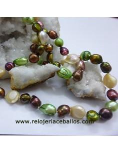 Collar de Perlas Naturales CP1