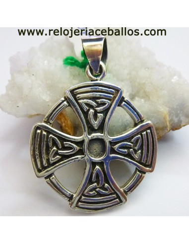 Cruz de los Templarios Colgante 102-0033