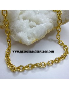 Cadena de Gold filled fuerte
