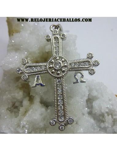 Cruz de la Victoria Circonitas y Plata