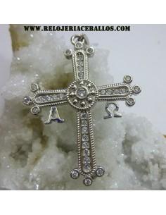 Cruz de la Victoria de Plata Inalterable 1049
