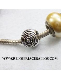 Abalorio Espiral