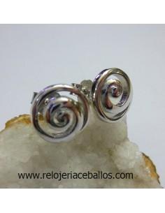 Pendientes Celtas con Espiral