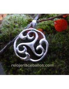 Triskel de plata 106-0030