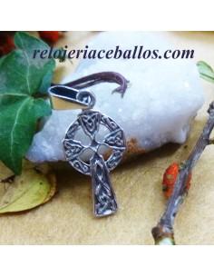 Cruz Celta de plata 102-0112