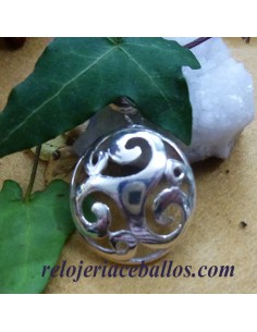 Colgante Celta con Triskel 106-0107