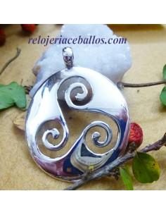 Triskel Celta Colgante 106-0022