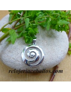Espiral Celta de Plata 103-0021
