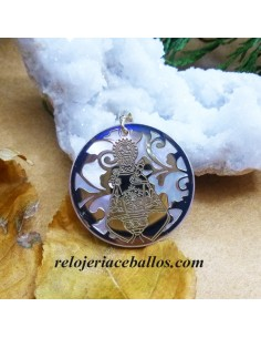 Virgen de Covadonga Medalla...