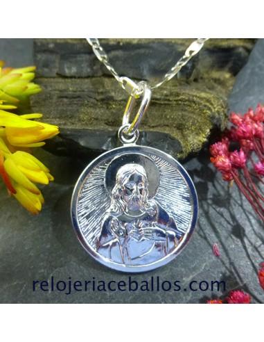 Medalla del Sagrado Corazón MESC