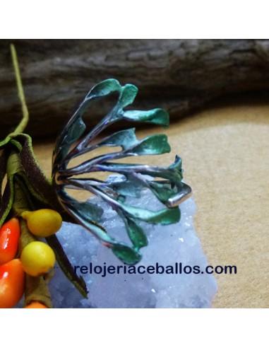 Orfega joyas Anillo Copey Verde 11326101-3
