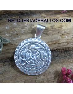 Estela Celta Lombera de plata 505