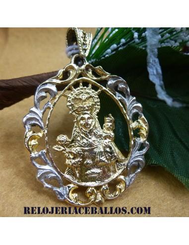 Virgen de Covadonga en Plata Chapada  COVCH