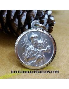 Medalla del Carmen en Plata