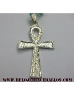 Cruz de la Vida en Plata...