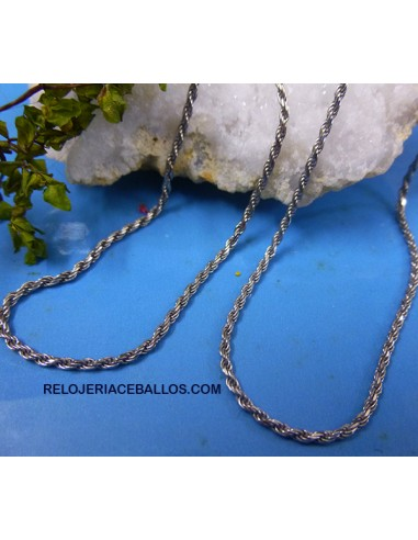 Cordón Plata Inalterable RDN50