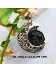 Triskel de Azabache y Luna de Plata CCDA