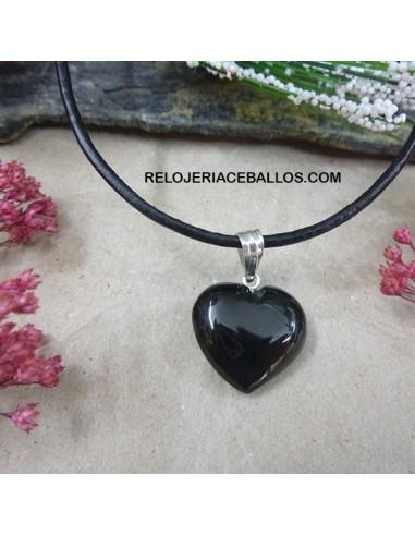 Corazón Artesano de Azabache CRGA