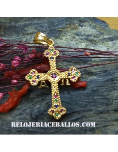 Cruz de la Victoria 142 en Oro de Ley