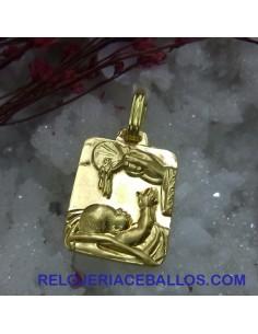 Bautismo Medalla de Oro 1U23A