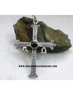 Cruz de la  Victoria con Azabache N39