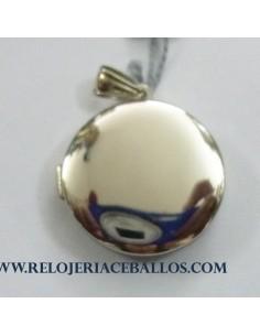 Guardapelo de plata ref 706D14